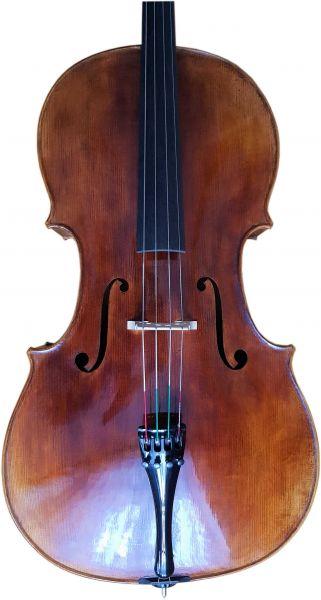 Cello Bernd Hiller Stradivari